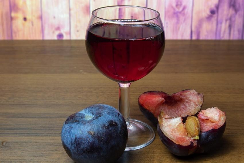 вино из сливы в домашних условиях