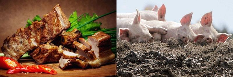 даже копченое мясо сохраняет вирус
