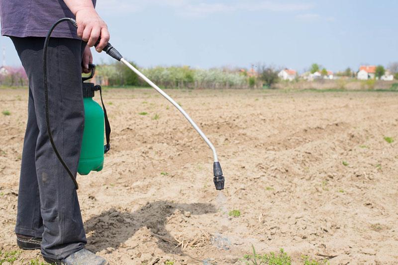 обработка почвы