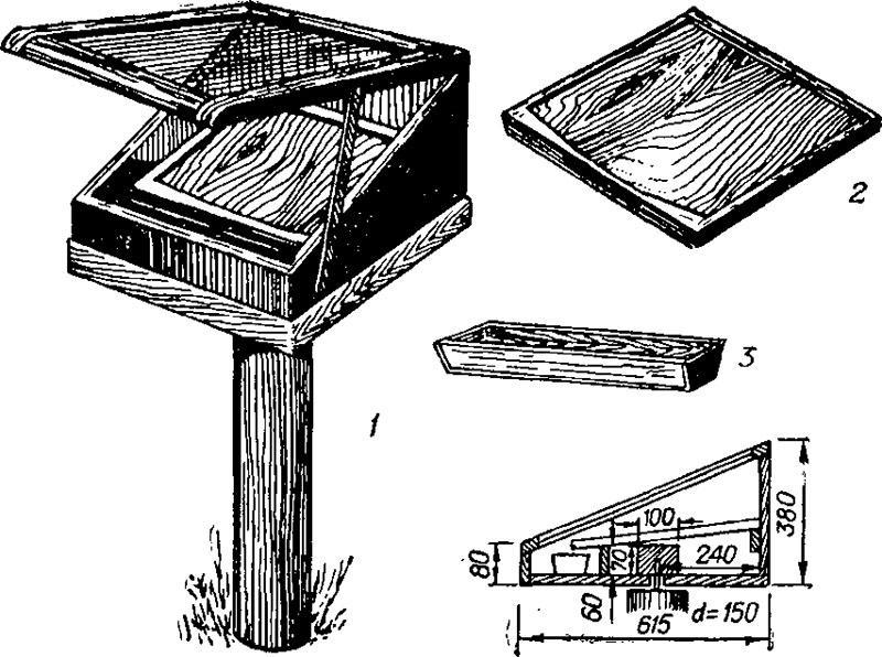 конструкция и размеры деталей