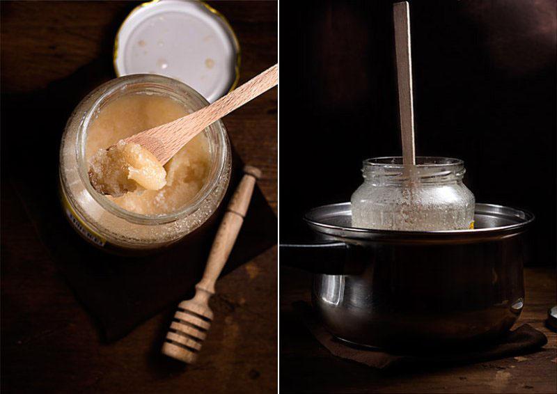 как растопить засахарившийся мед правильно