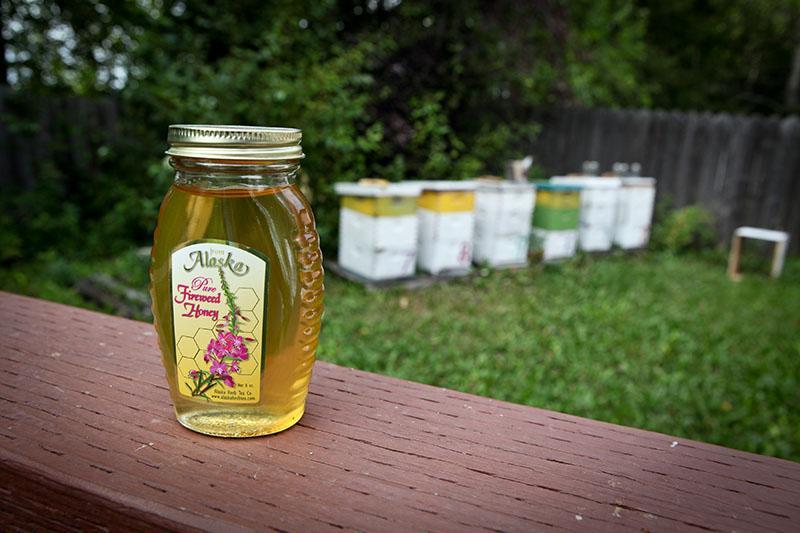 кипрейный мед с уникальным химическим составом