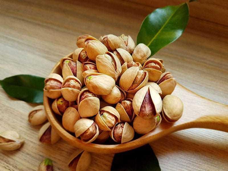 богатые витаминами орешки