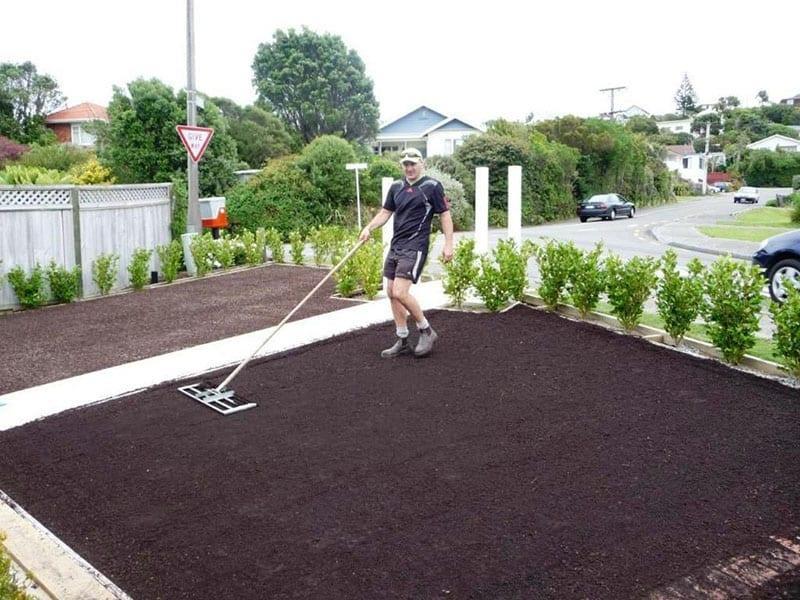 подготовка почвы для посева клевера