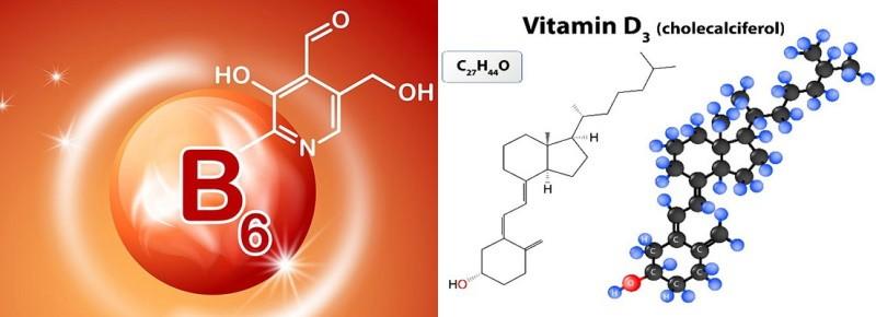 витамин В и витамин Д