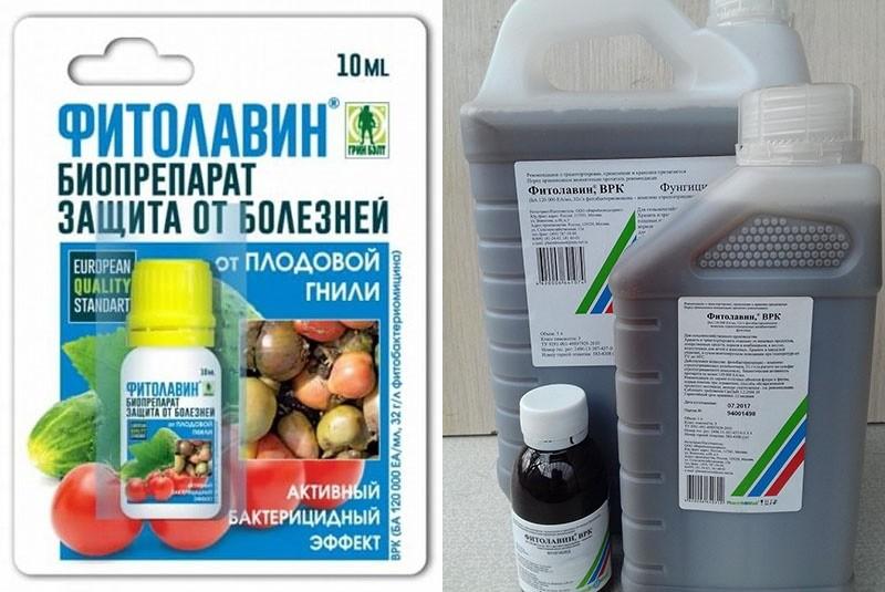 биопрепарат для защиты от болезней