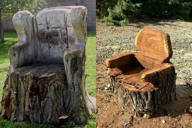 разновидности кресла