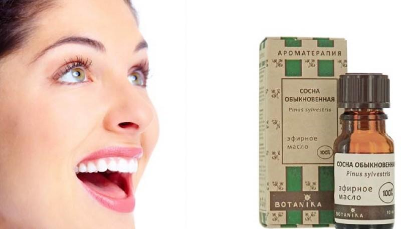 лечебные свойства масла сосны