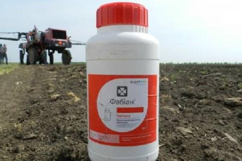 технология применения гербицида фабиан