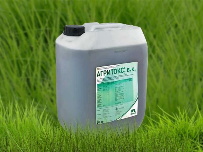 состав гербицида агритокс