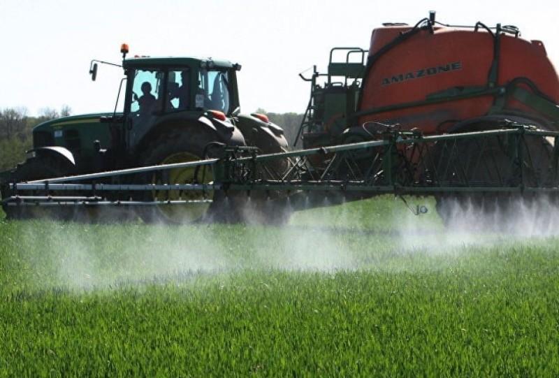 обработка зерновых гербицидами