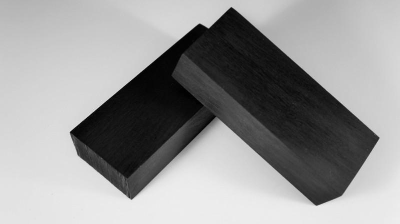 древесина черного граба протравленная