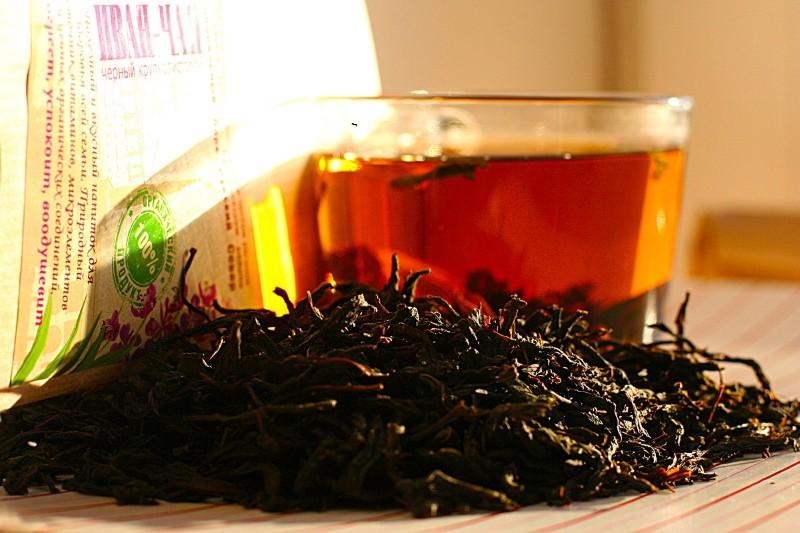 виды ферментированных чаев