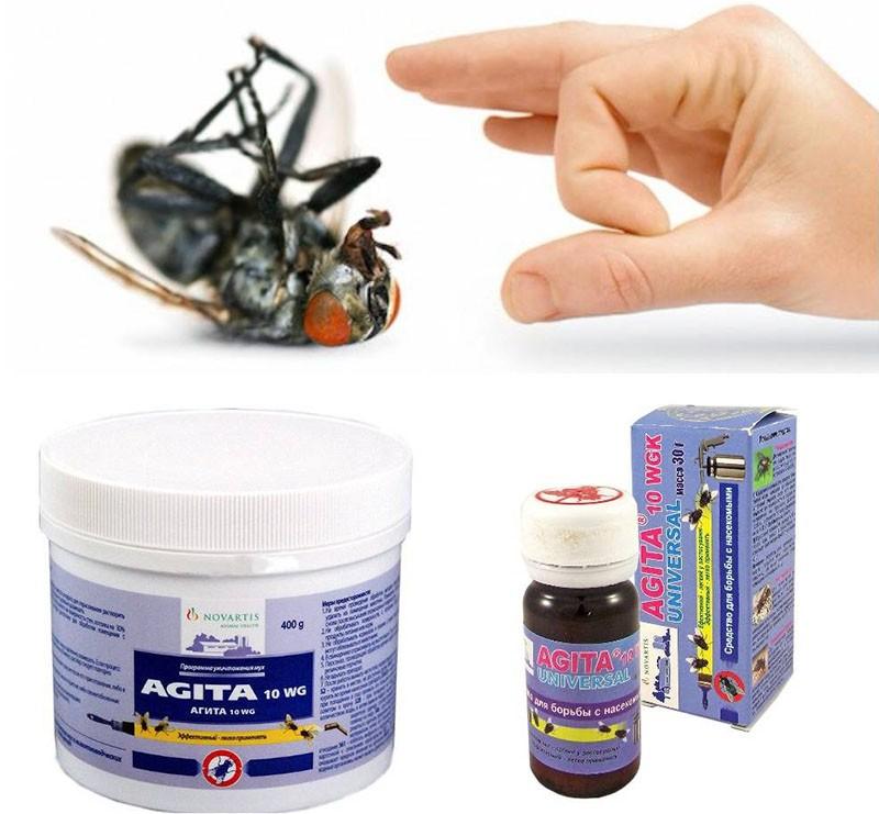принцип действия инсектицида