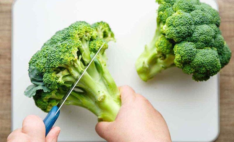 подготовка брокколи к заморозке