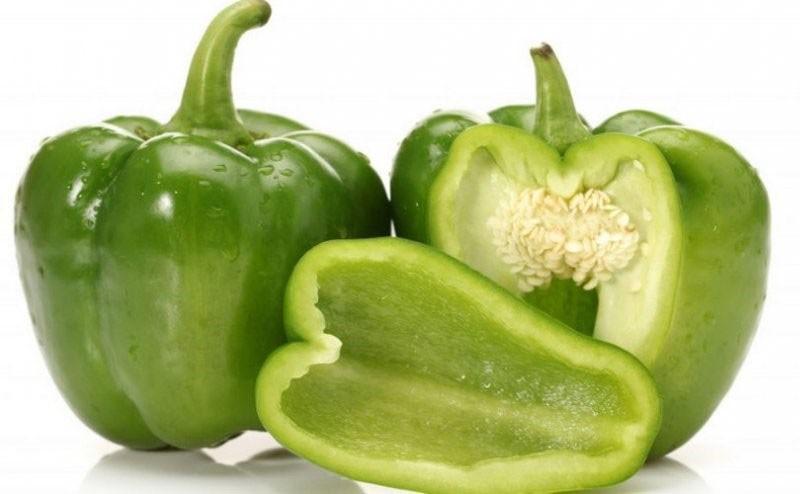 химический состав и калорийность зеленого перца
