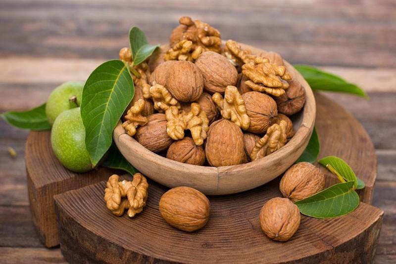 сухие орехи