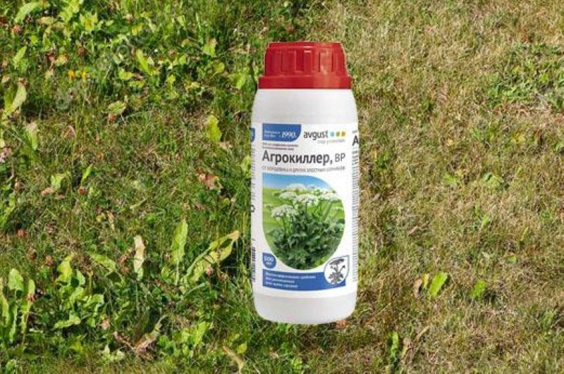 гербицид против осоки агрокиллер