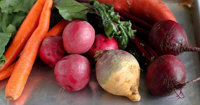 полезные съедобные корнеплоды