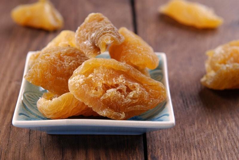 полезные свойства сушеного персика