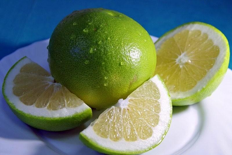фрукт свити в разрезе