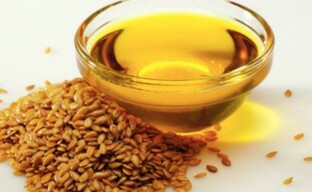 Использование в народной медицине льняного масла