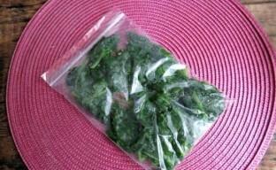 Как заготовить шпинат – простые способы заморозки витаминной зелени